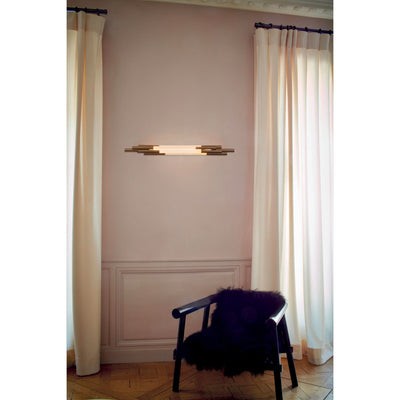 DCW ORG wall lamp, gold