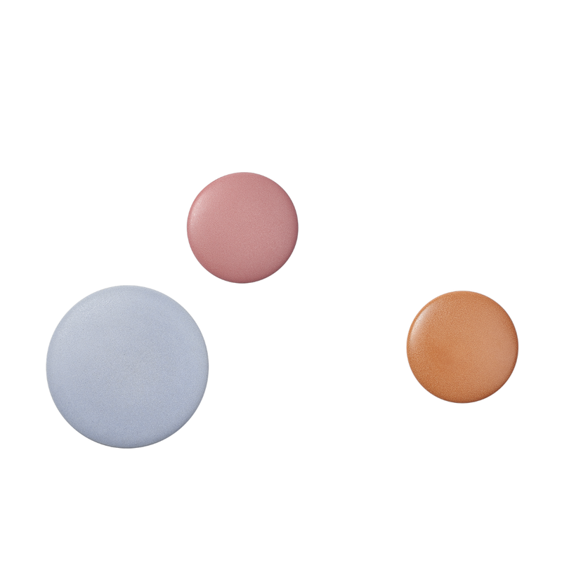 Muuto The Dot coat hooks, ceramic