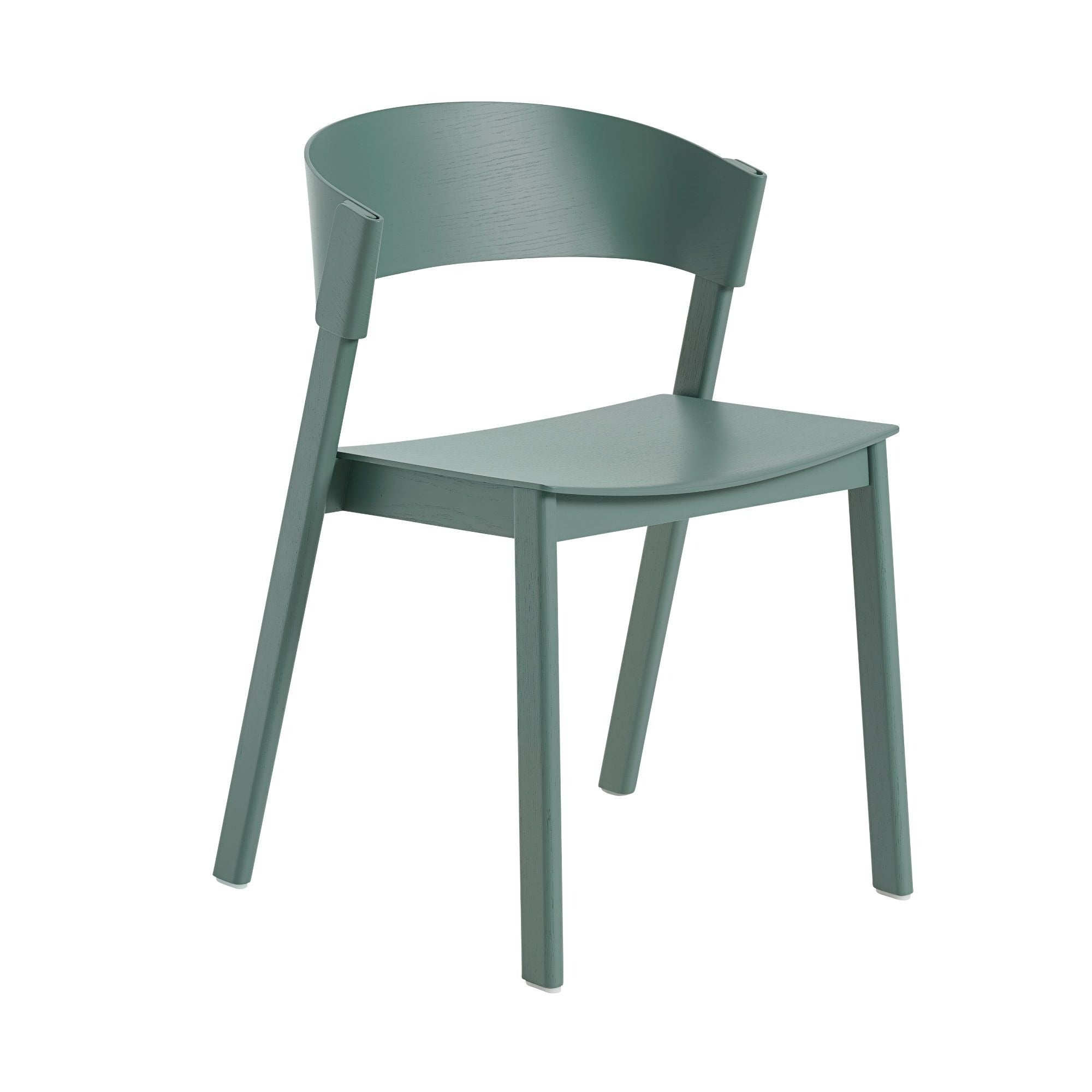Muuto Cover side chair, green