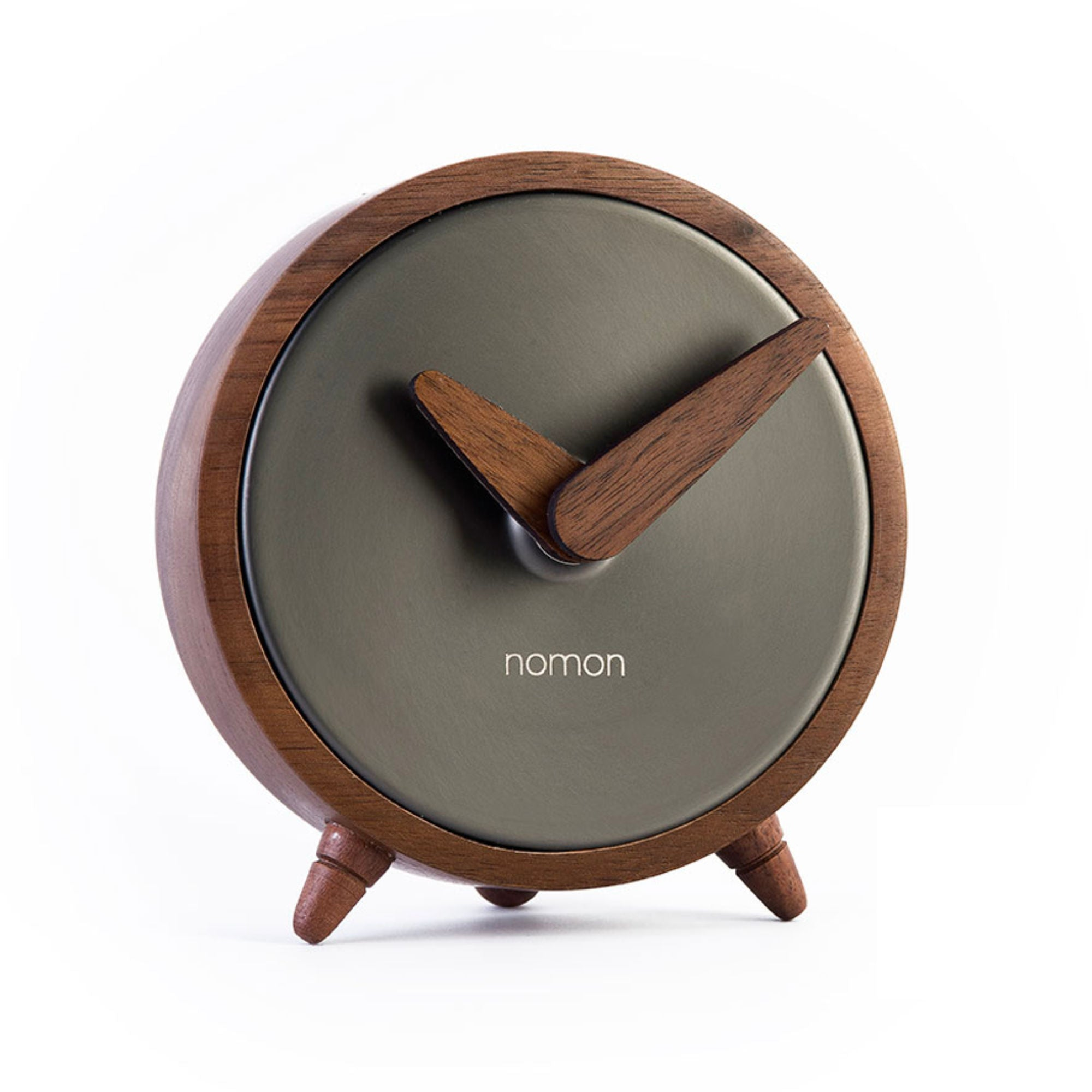 Nomon Atomo Table Clock , Graphite