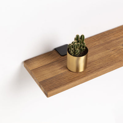 Tiptoe Reclaimed wood shelf, 60 * 20cm