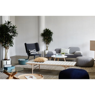 Muuto Five pouf, large, remix 773