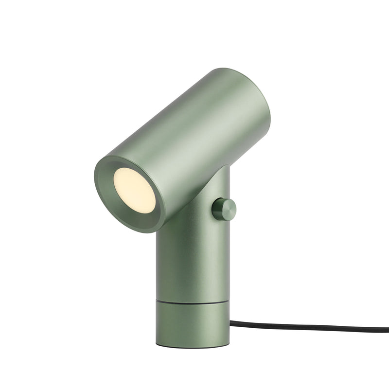 Muuto Beam table lamp, green