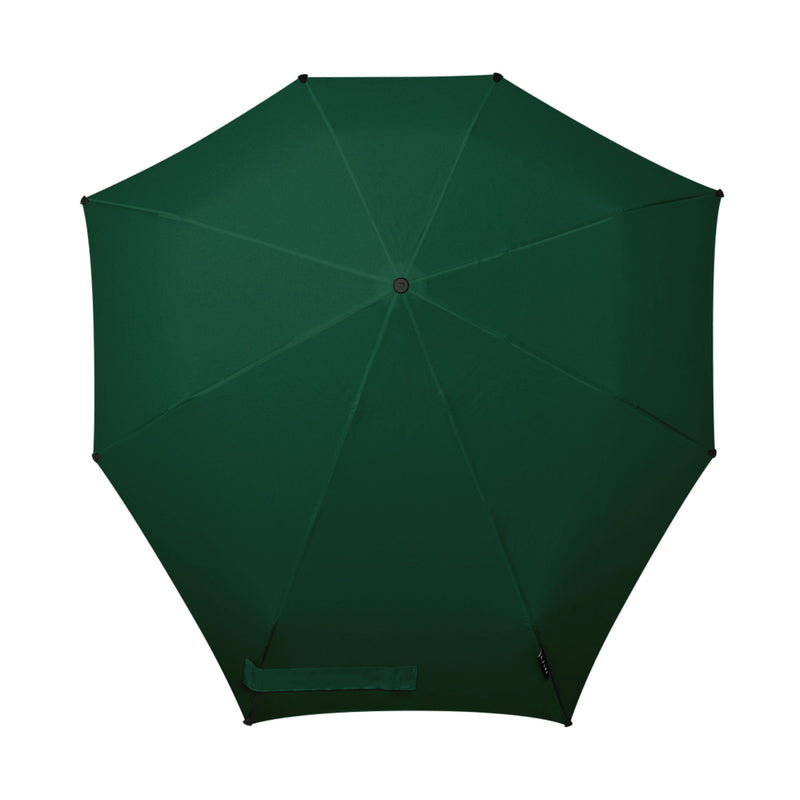 Senz° Automatic foldable umbrella, velvet green