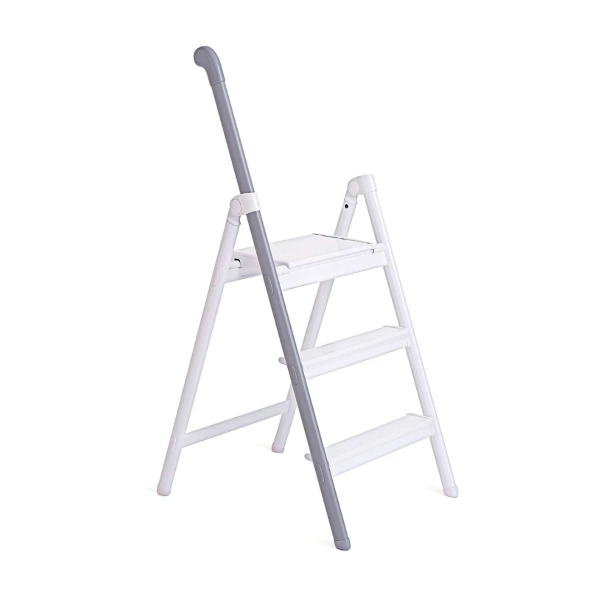 Hasegawa Handle step ladder, 3 steps, grey