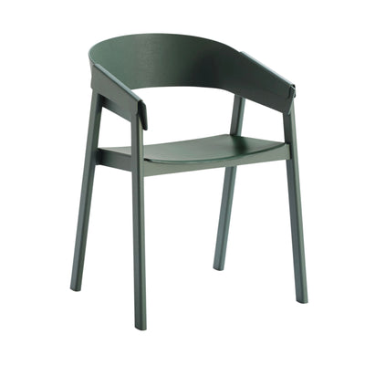 Muuto Cover Armchair , Green