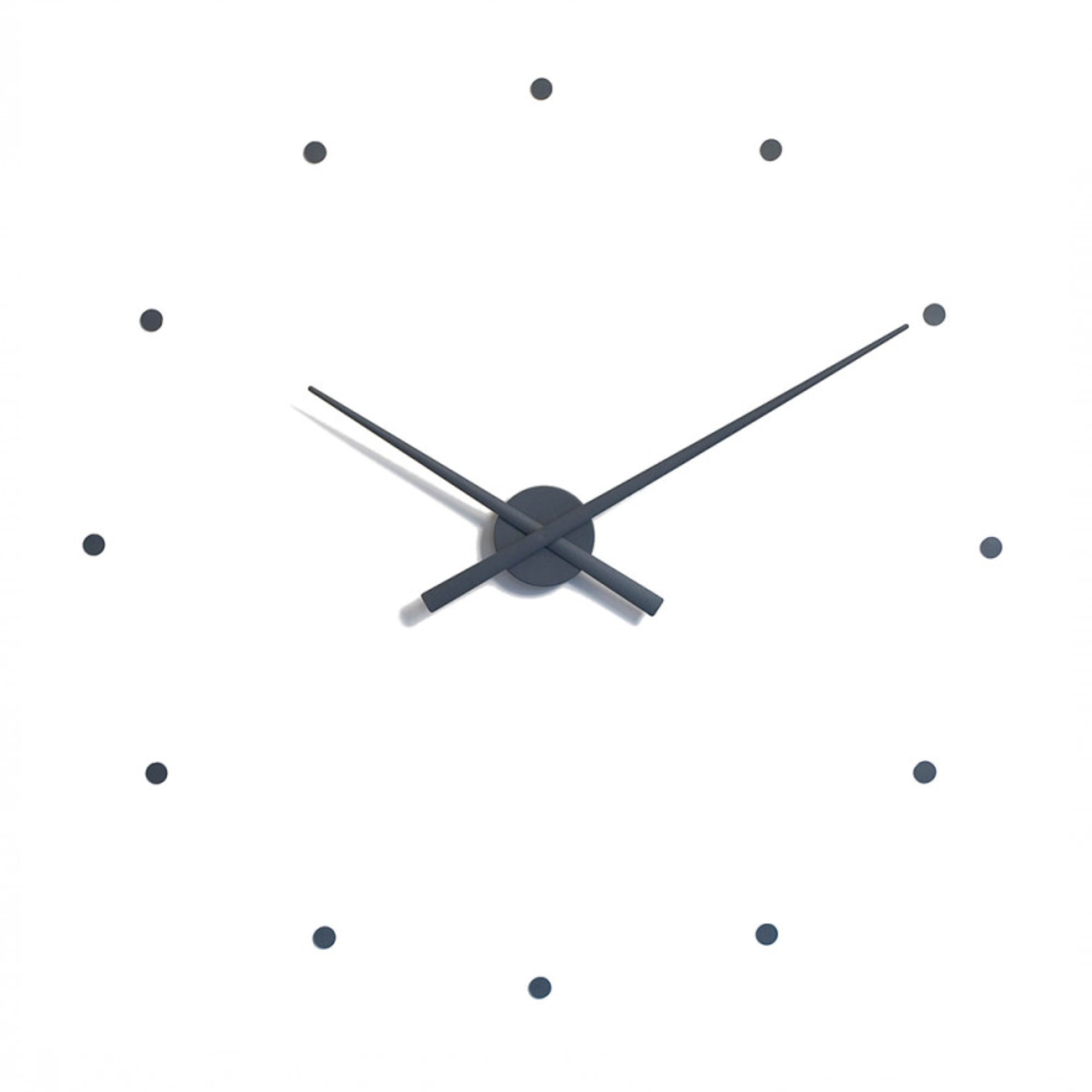 Nomon OJ Wall Clock , Grey