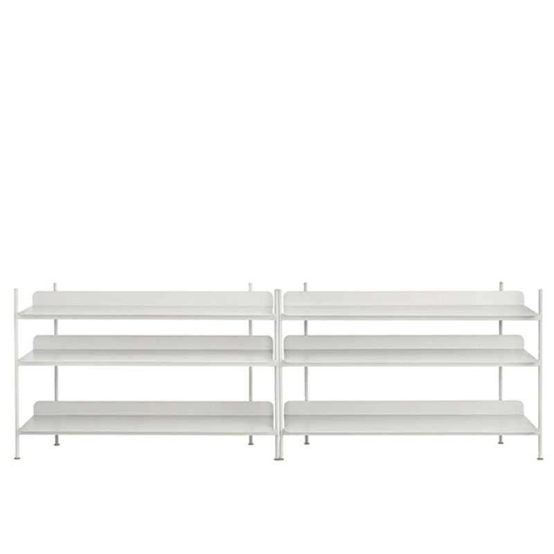 Muuto Compile Shelving System configuration 6