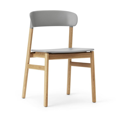 Normann Copenhagen Herit chair, oak, plastic