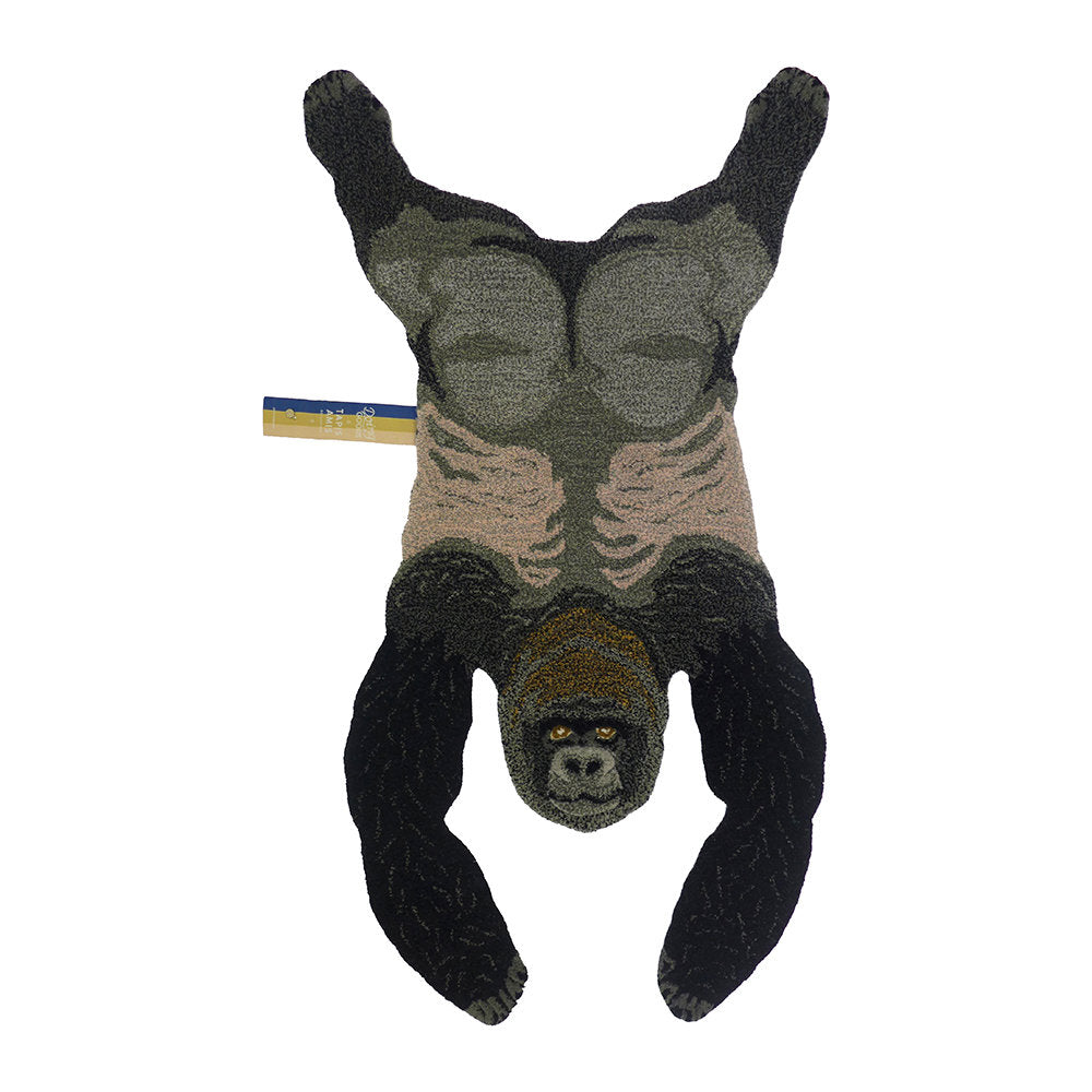 Doing Goods Gorilla Rug 121x65cm