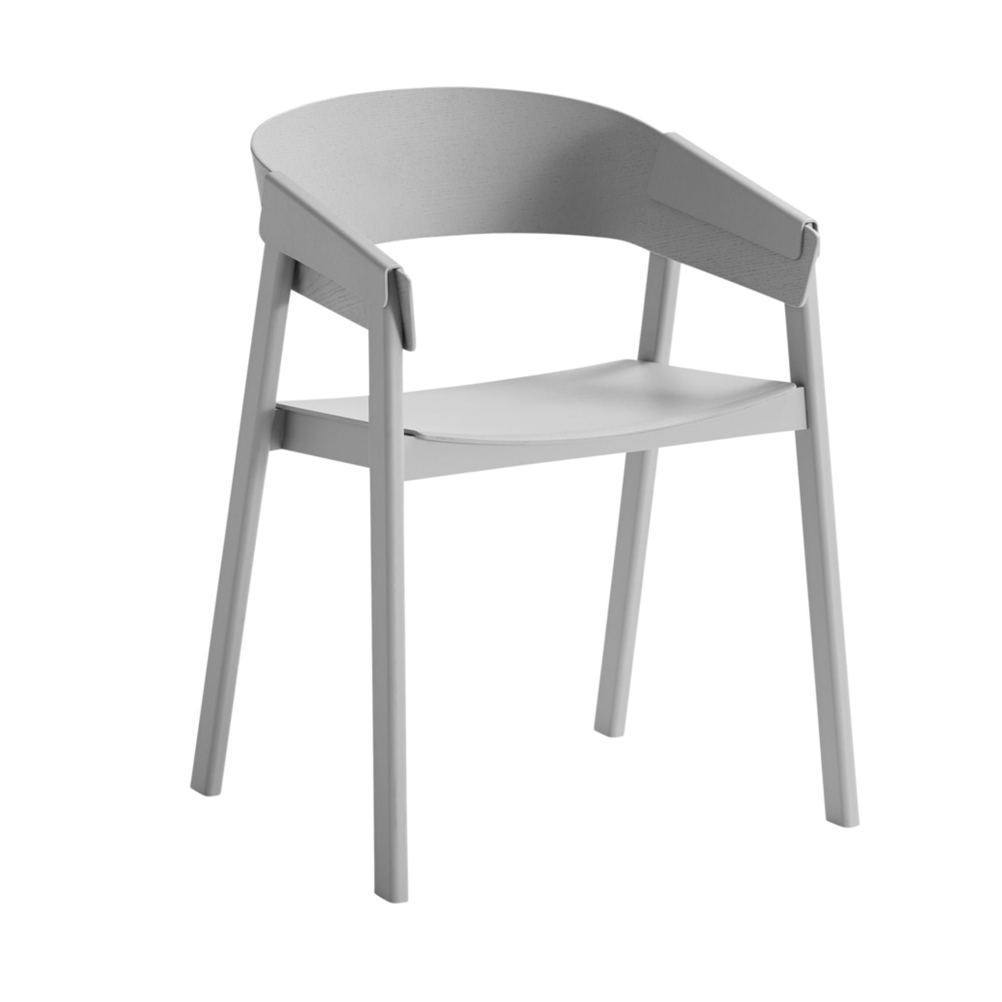 Muuto Cover Armchair , Grey