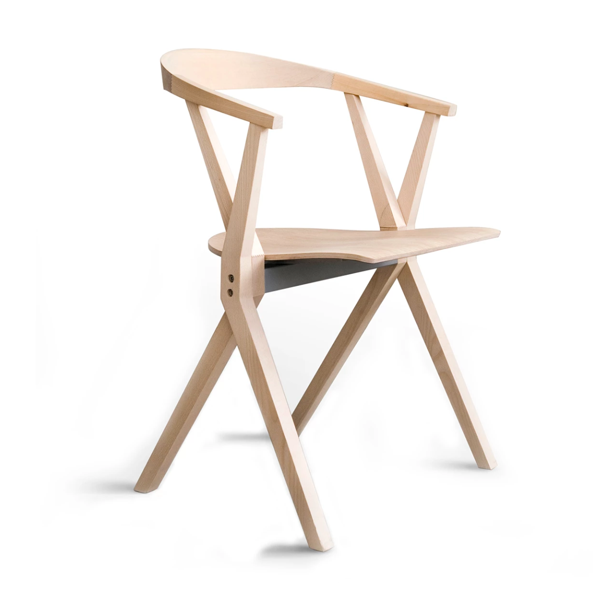 BD Barcelona Chair B by Konstantin Grcic