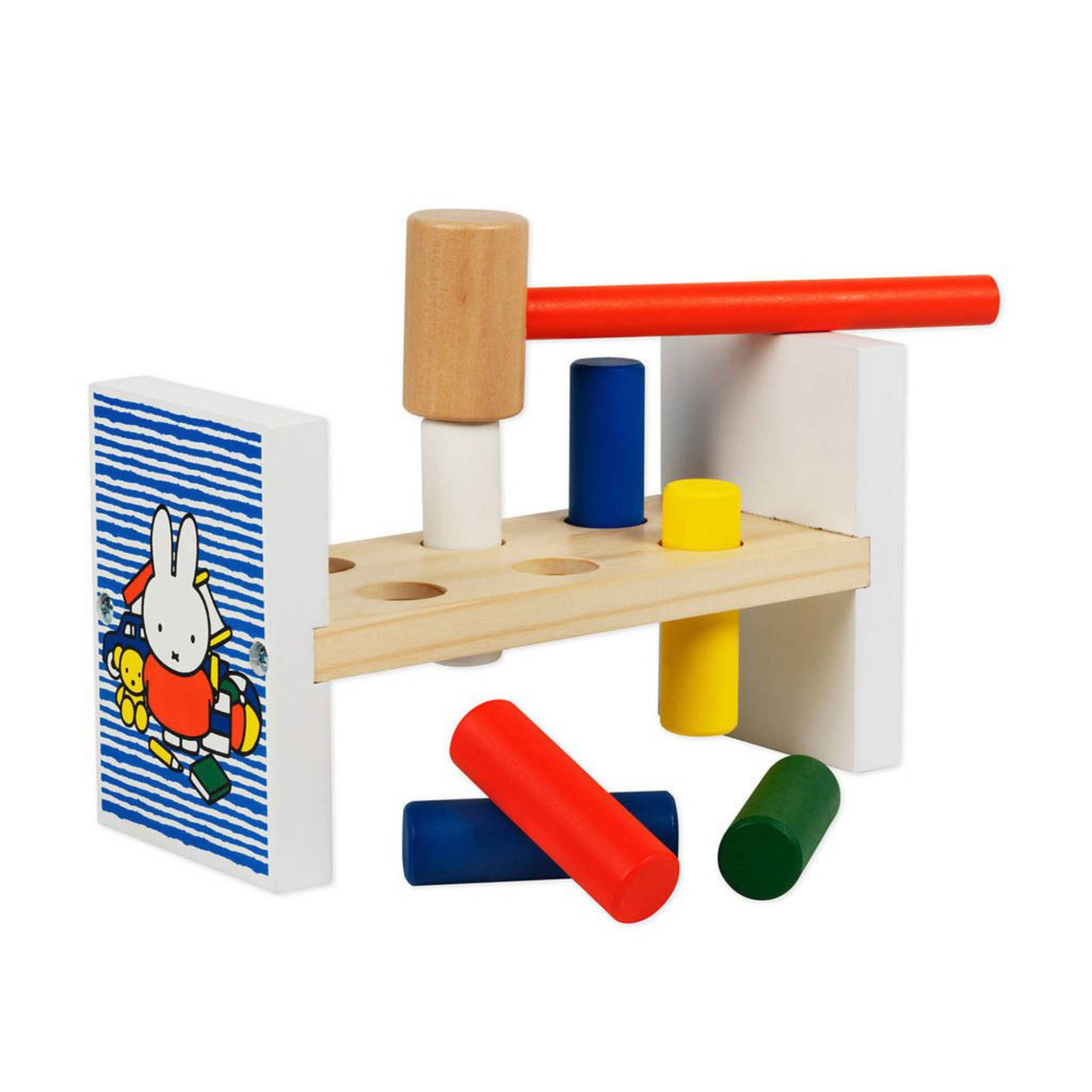 Miffy Wooden Hammer Bench