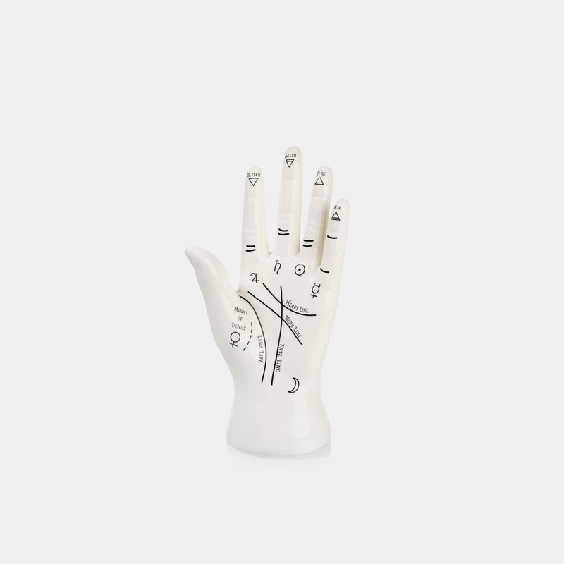 Bitten design Palmistry Jewelry Holder