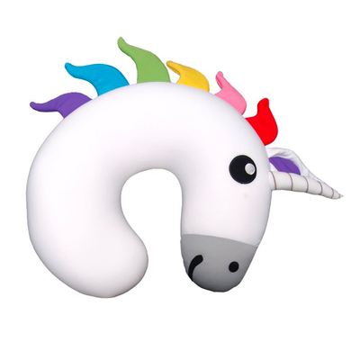 Unicorn Huggable Travel Pillow
