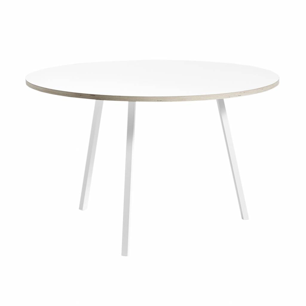 Hay Loop Stand Round Table Ø120 X H74 CM