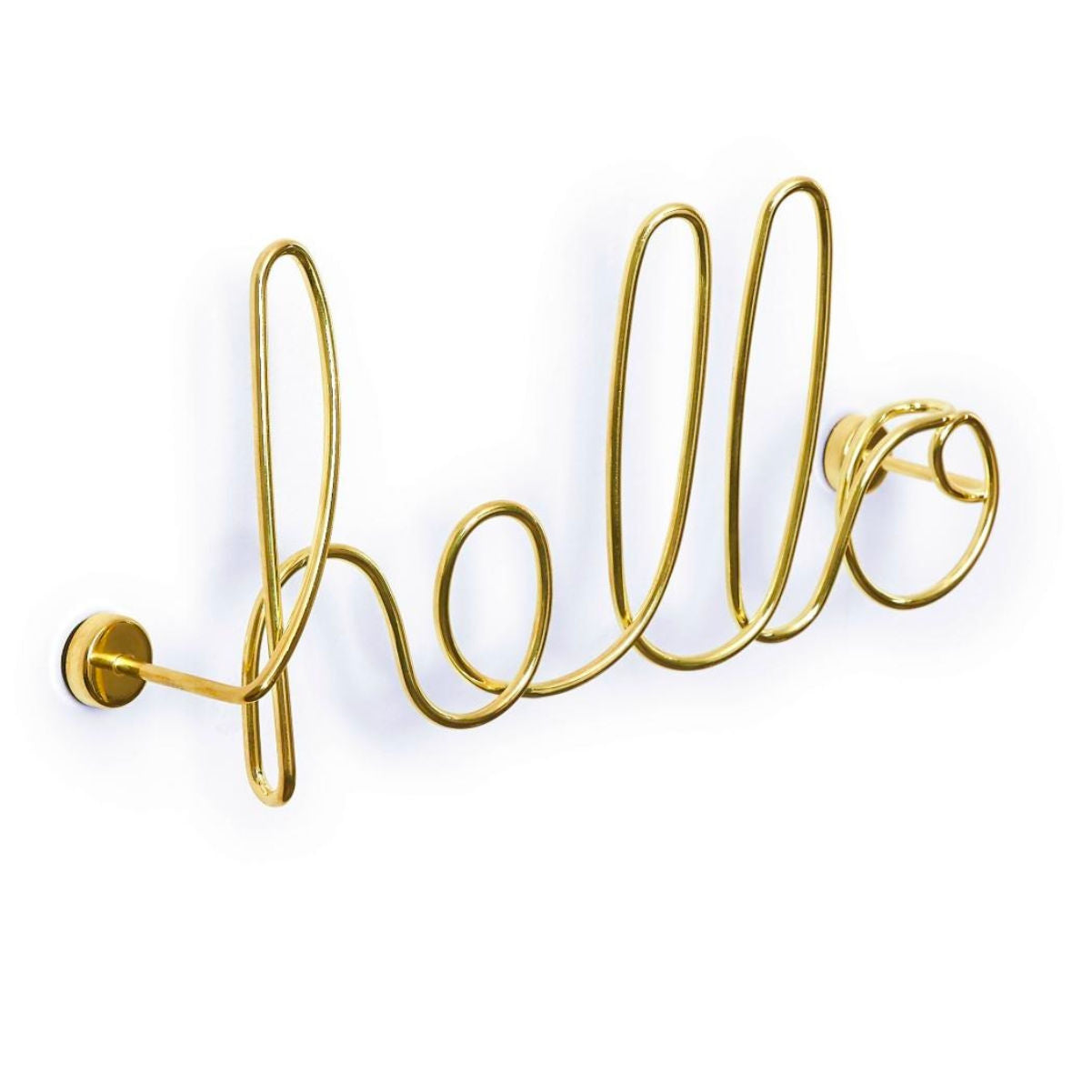Umbra Wired Hello wall hanger