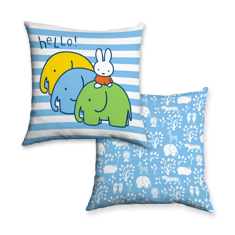 Miffy Cushion, elephants