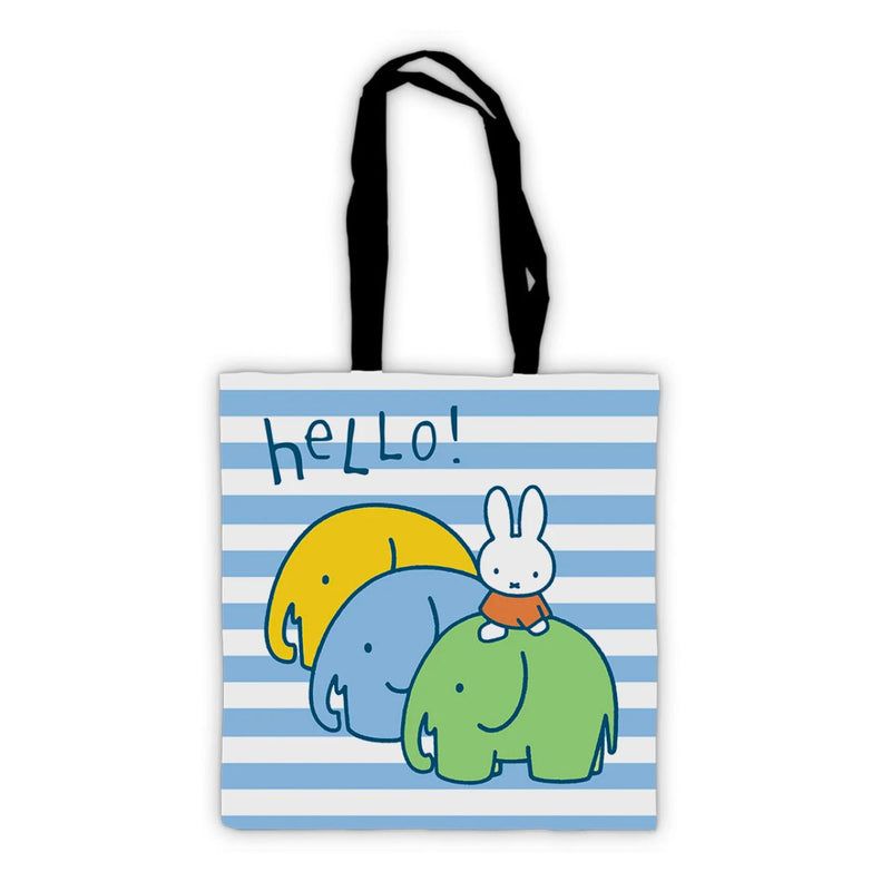 Miffy Tote Bag, elephants