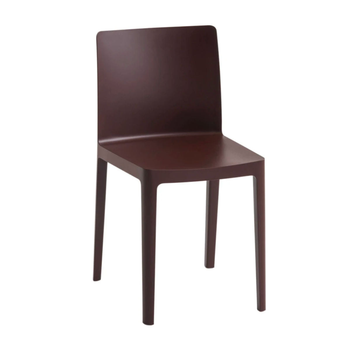 HAY Elementaire Chair, chocolate brown