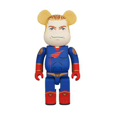 BE@RBRICK 400% HOMELANDER (To be shipped in late May 2021)