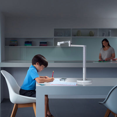 Dyson Lightcycle Morph Desk Lamp , Black