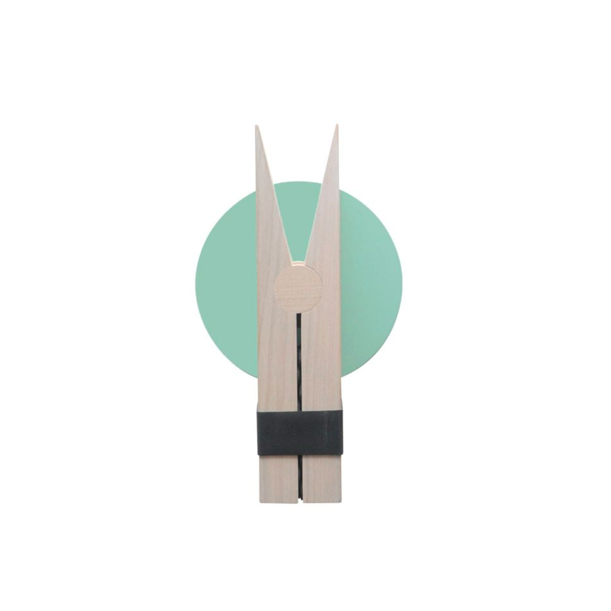 Lucie Kaas Peggy Clips , Mint Gree