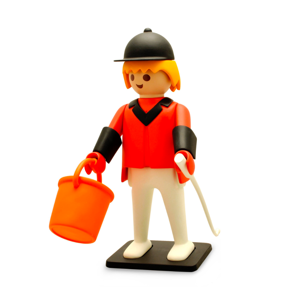 Playmobil Vintage The Horse Rider Figure