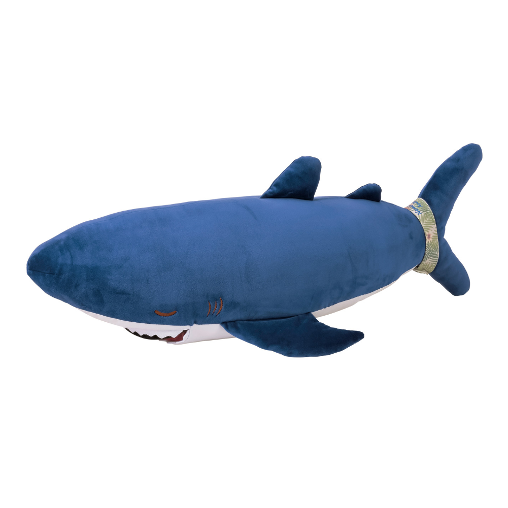 Nemunemu Jaws Shark Cool Hug Pillow