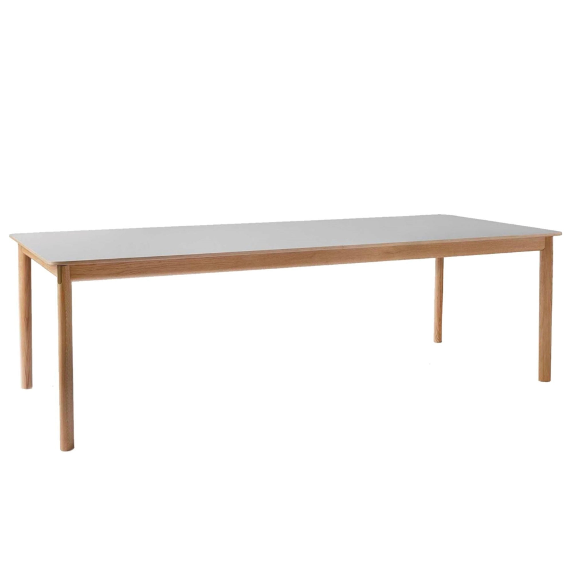 &Tradition Patch HW2 extendable table, white oiled oak