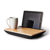 Kikkerland iBed lap desk, natural