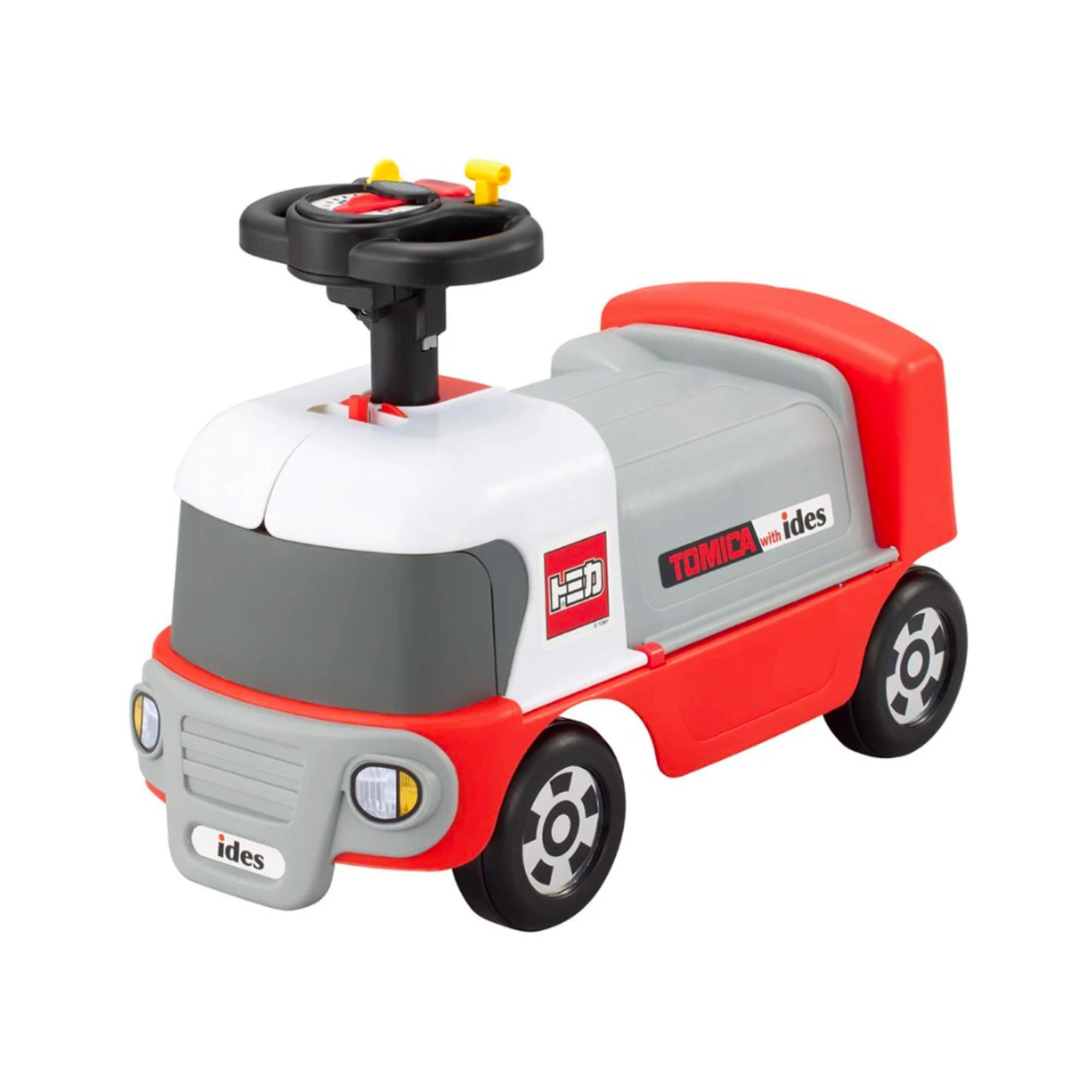 Ides Tomica Circuit Trailer, red