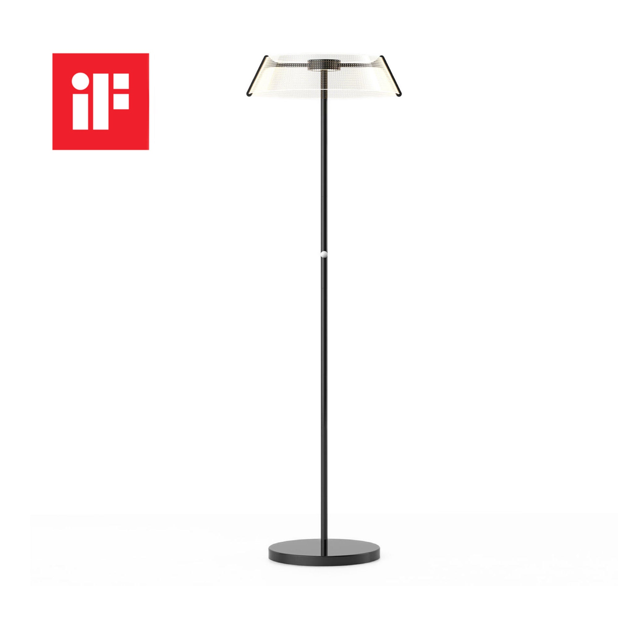 Above Lights Hepburn Floor Lamp