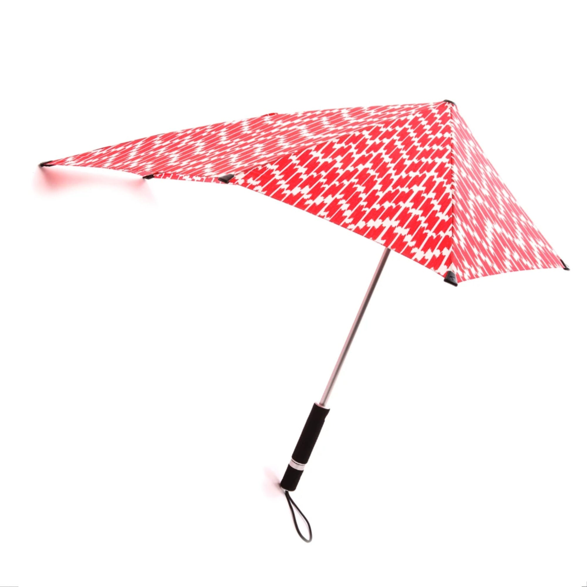 Senz° Original storm umbrella, ikat red