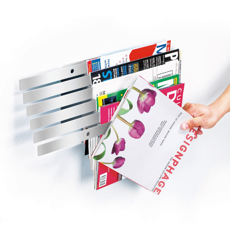 Umbra Illuzine Magazine Rack