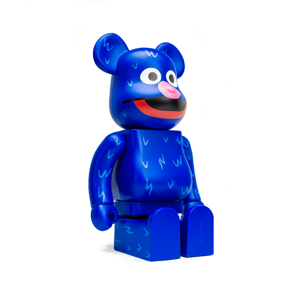 Medicom BE@RBRICK Grover 400%