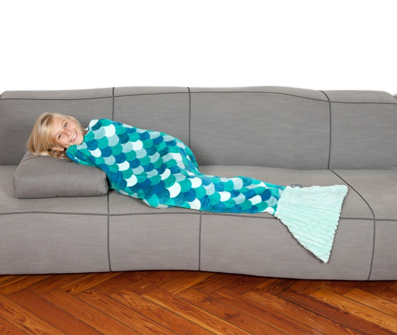Kanguru Mermaid Kids Blanket