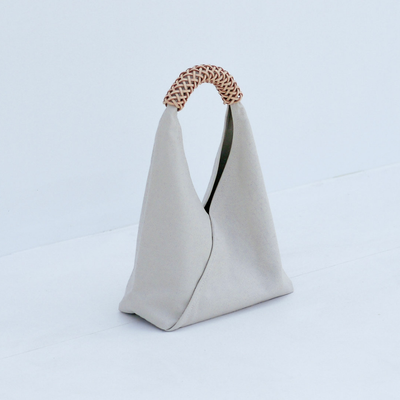 Woven Triangle Bag Small