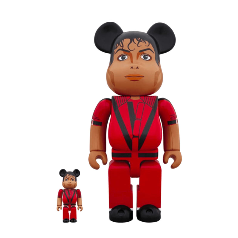 BE@RBRICK MJ Thriller 100% & 400%