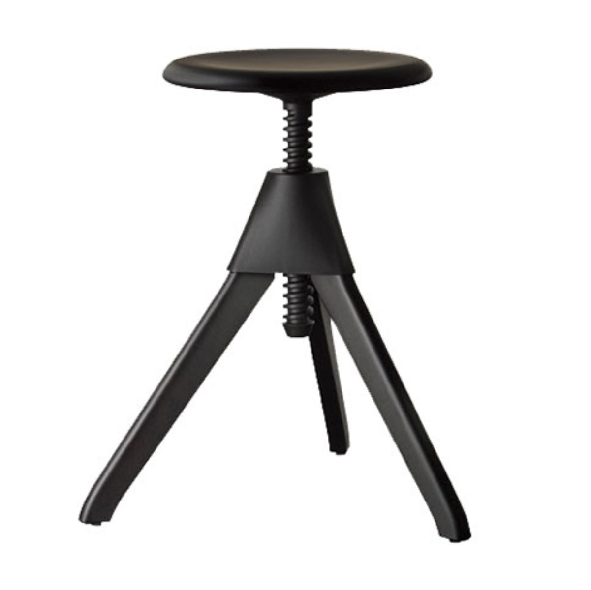 Magis Jerry stool, black, black
