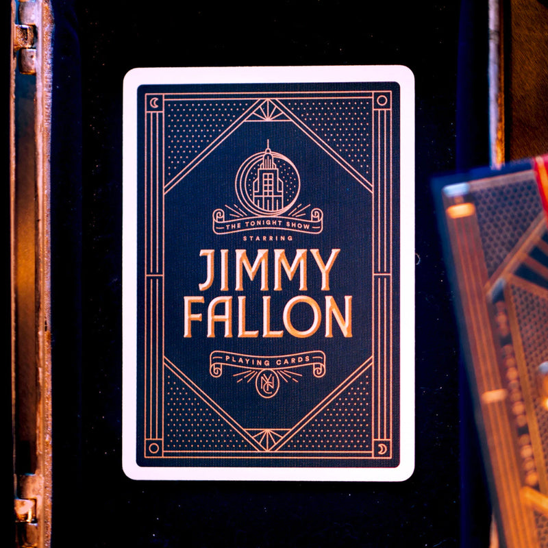 Theory11 Jimmy Fallon Playing Cards