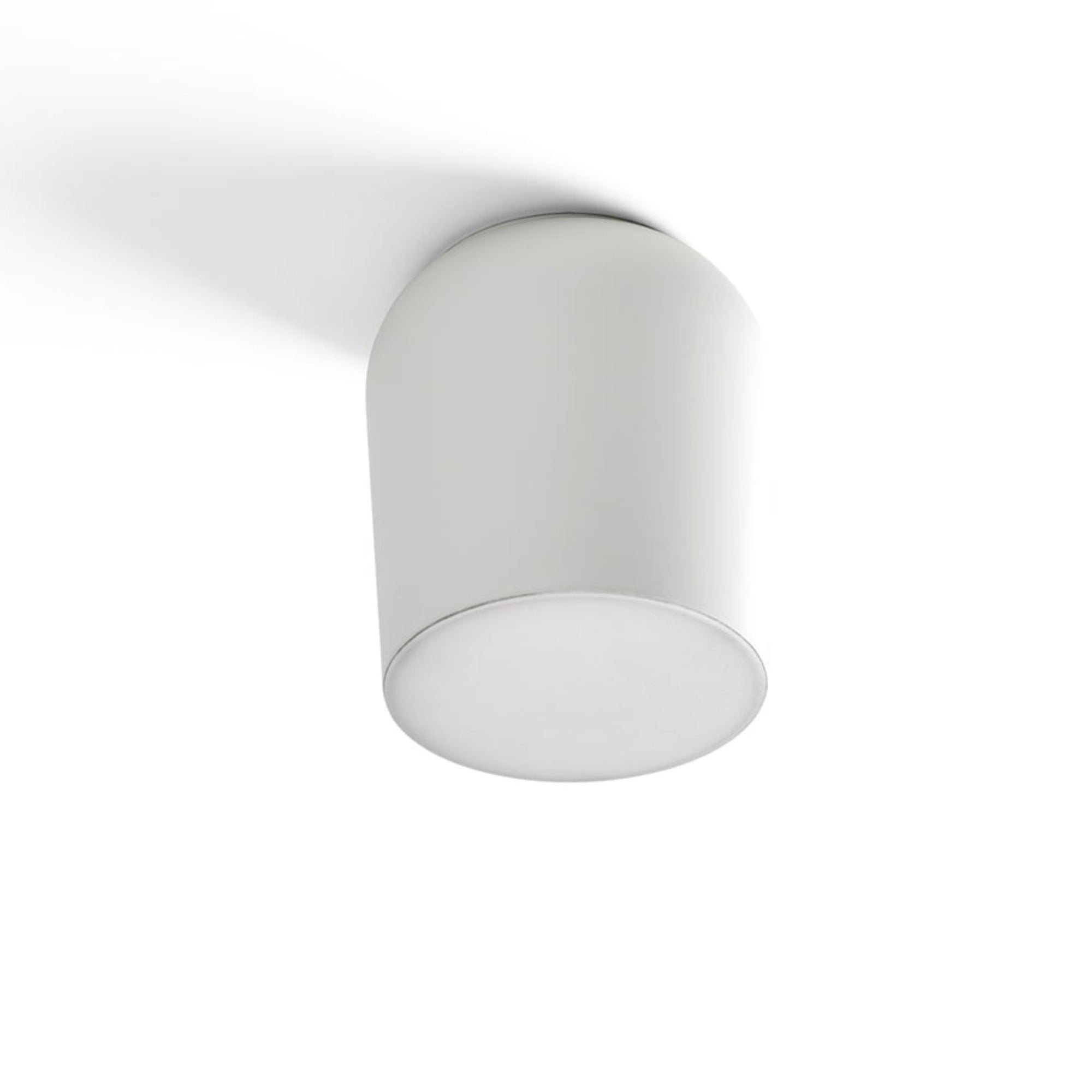 &Tradition JH10 Passepartout ceiling/ wall lamp, matt white