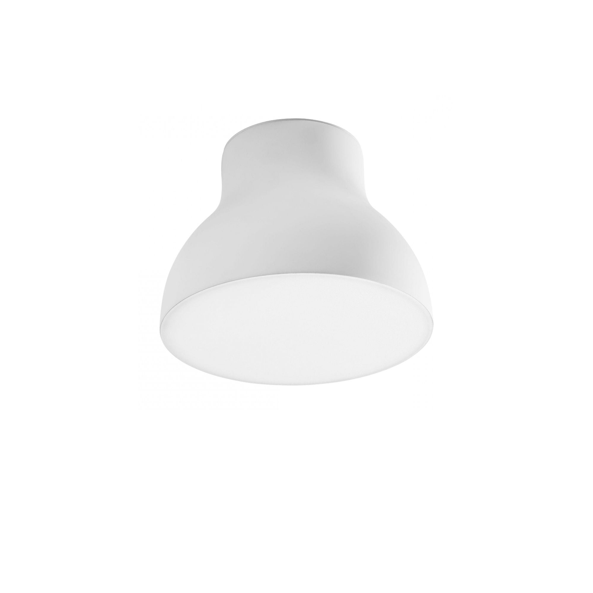 &Tradition JH11 Passepartout Ceiling/Wall Lamp , Matt White