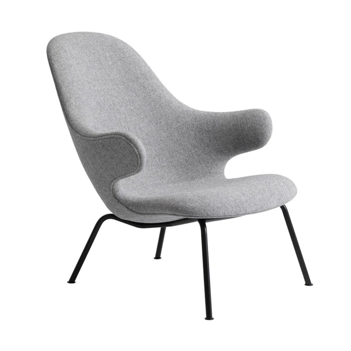 &Tradition Catch JH14 lounge chair, hallingdal65/130