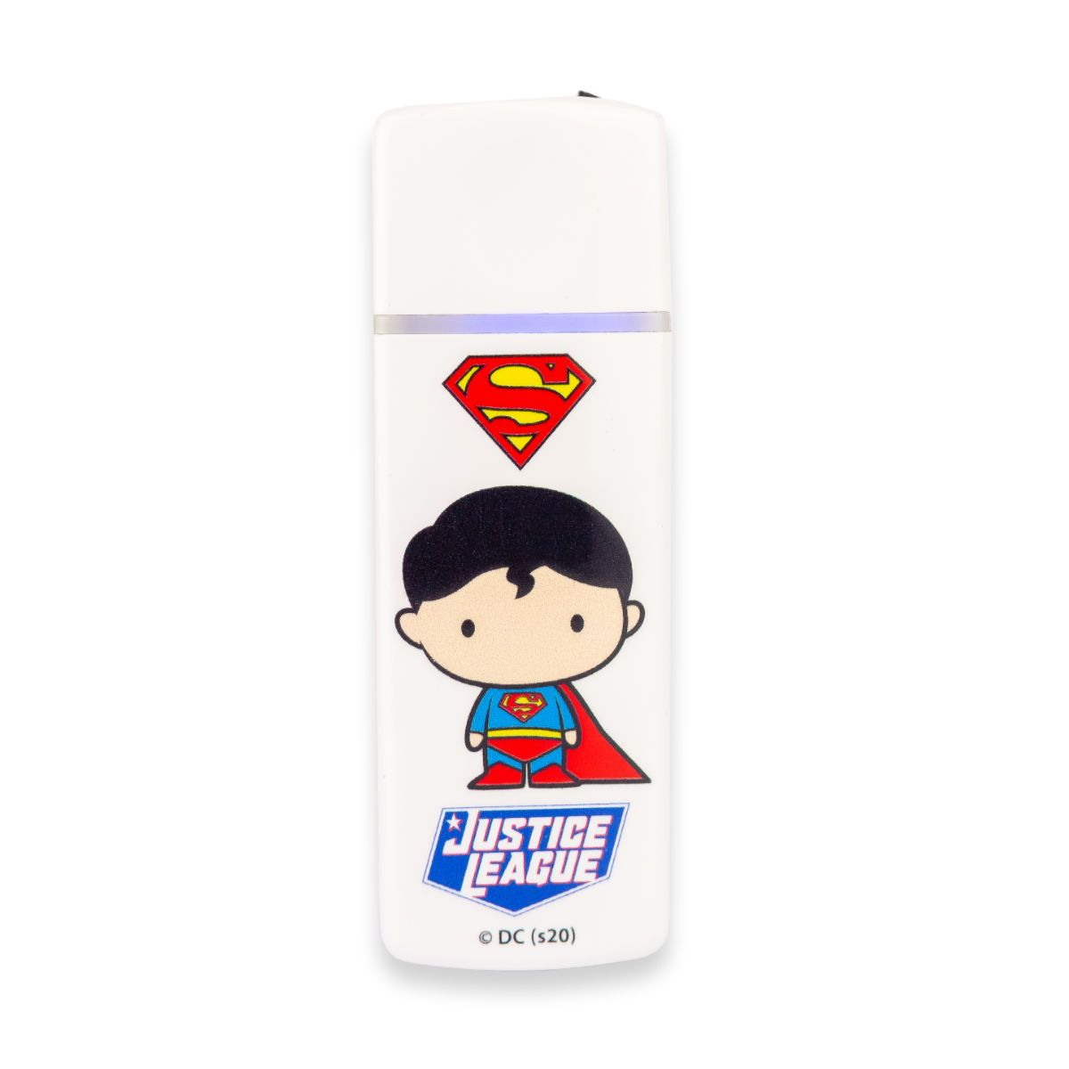 Ridaz Justice League DC Chibi air ionizer purifier, Superman