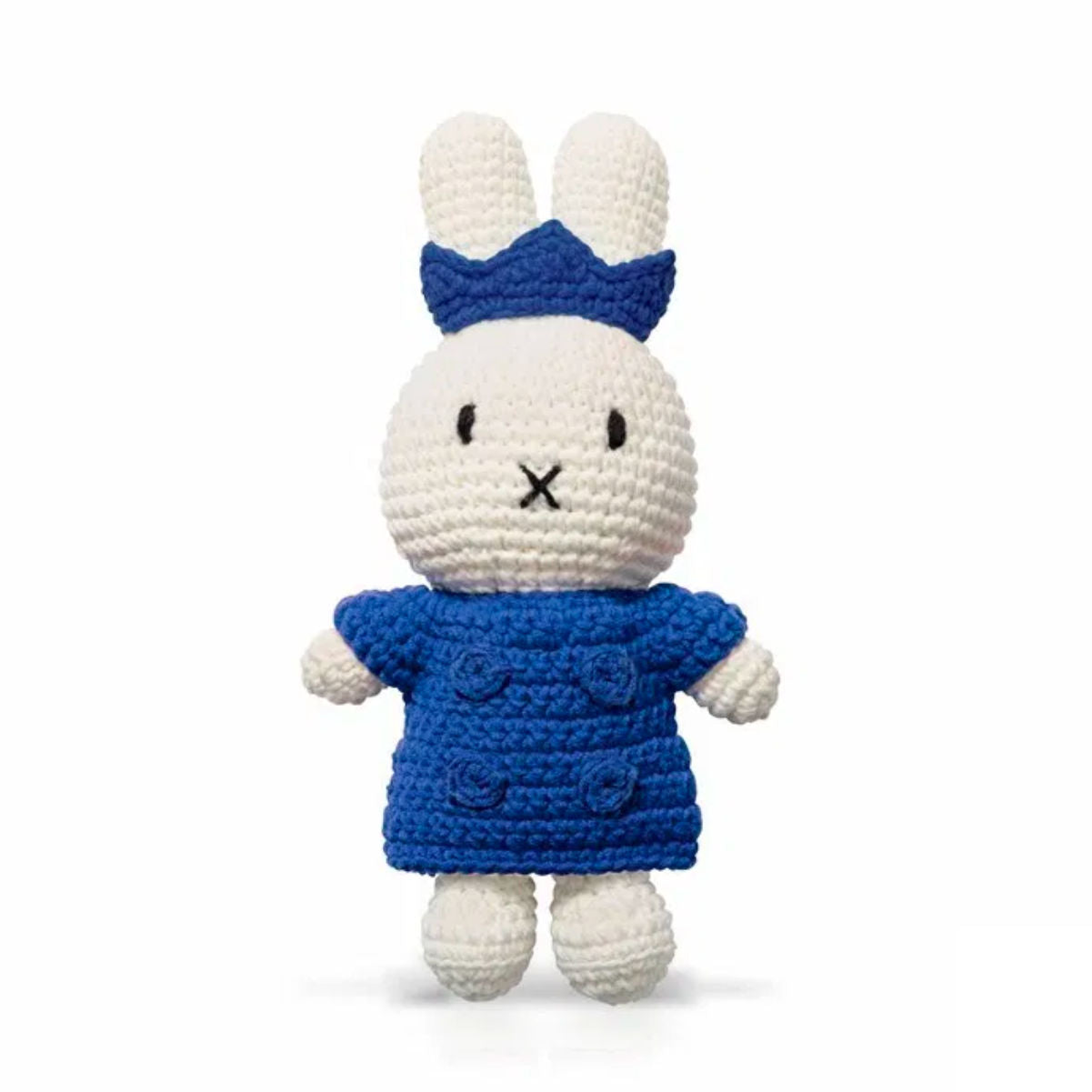 Just Dutch Miffy & her, blue kingset