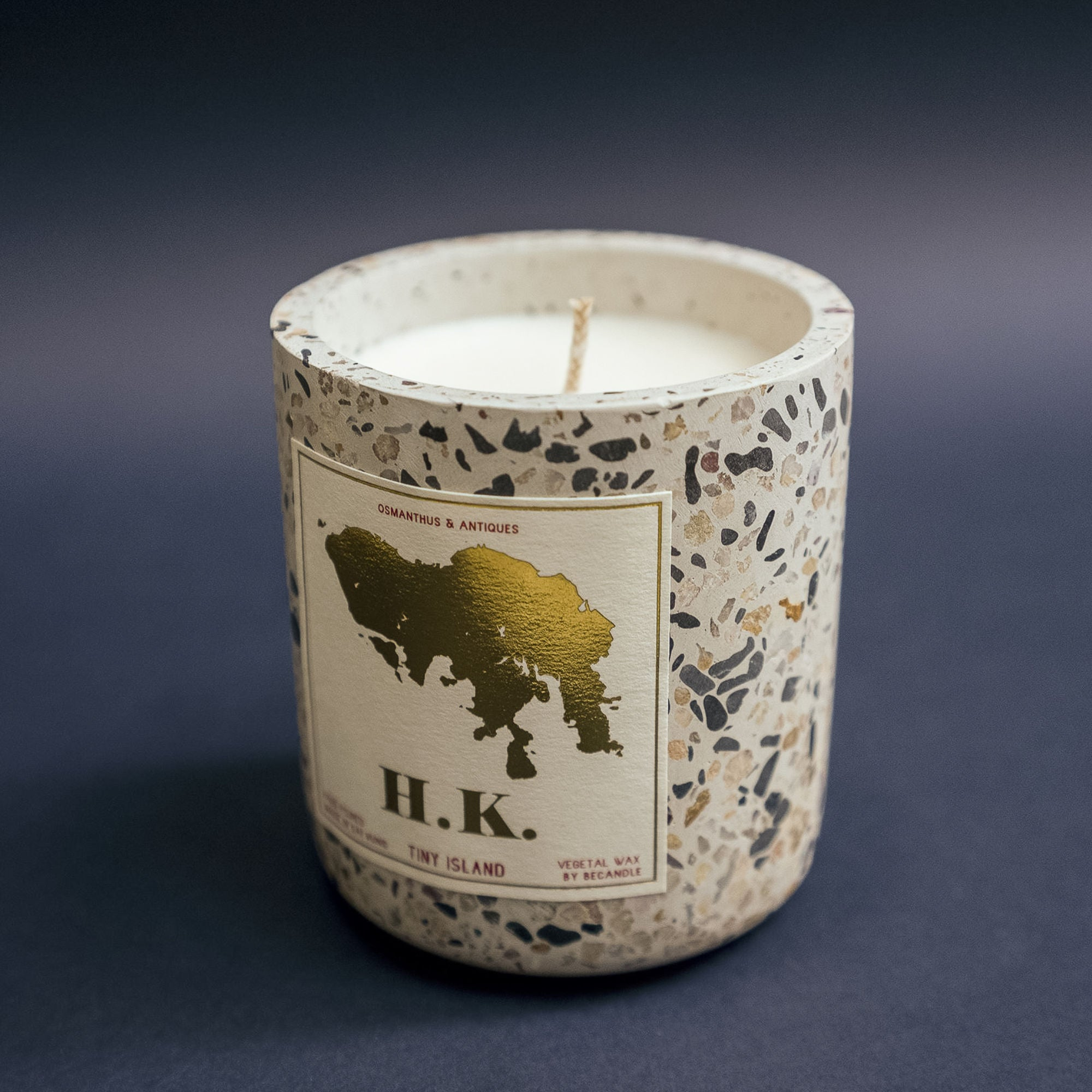 Tiny Island Hong Kong Scented Candle