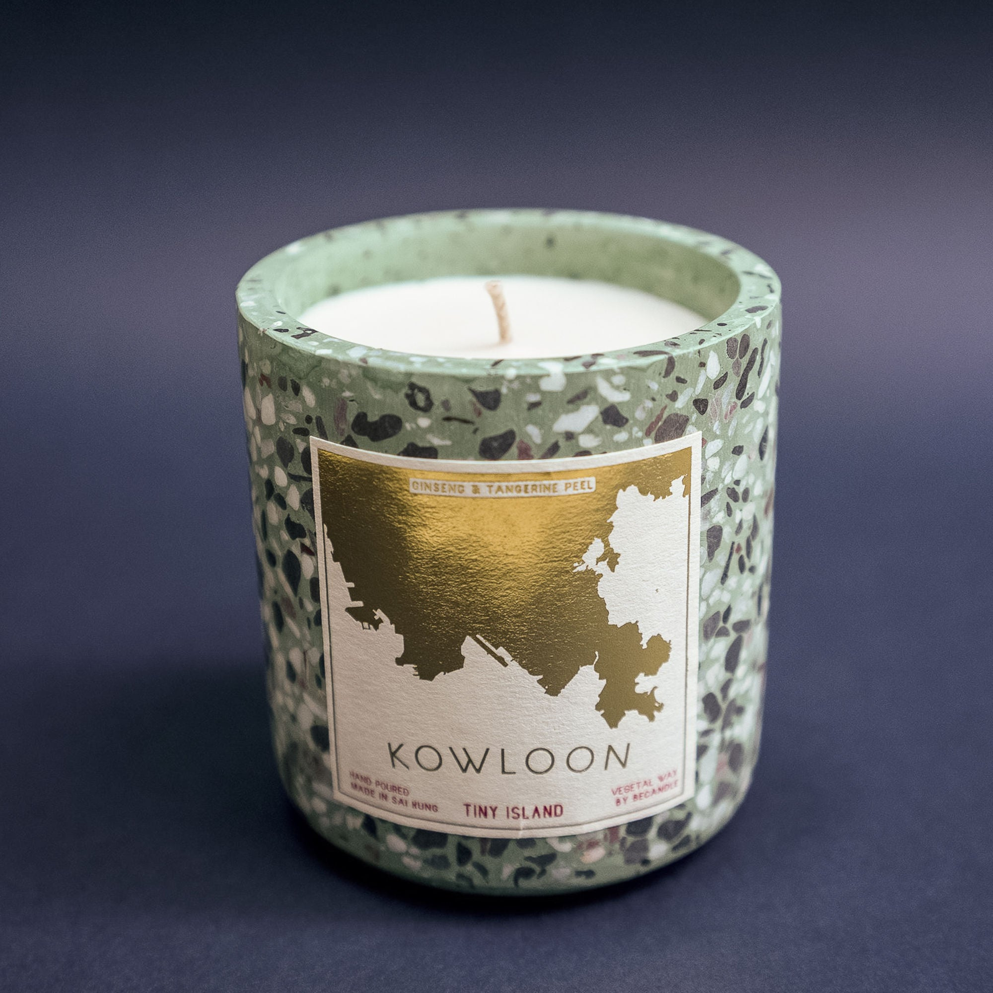 Tiny Island Kowloon Scented Candle
