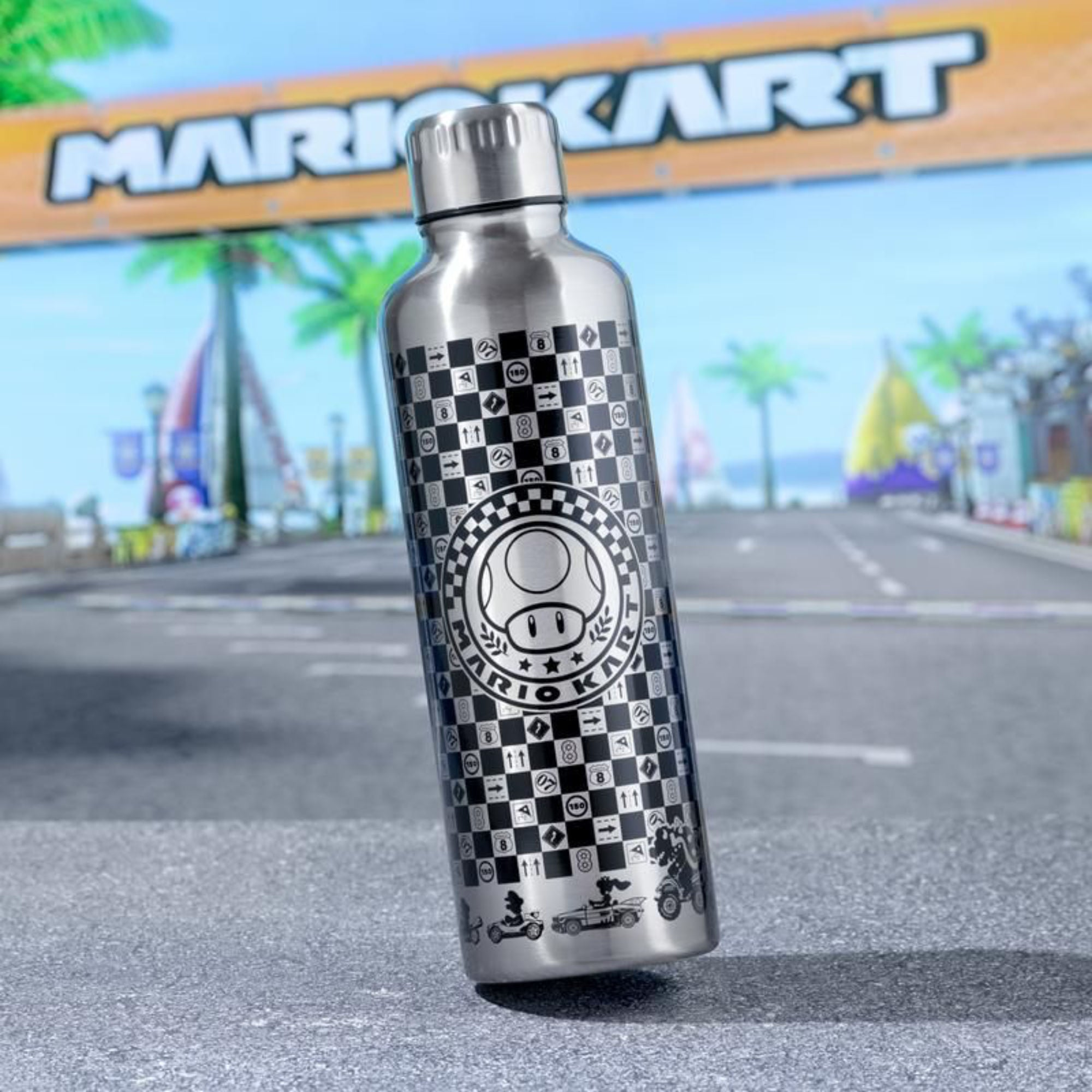 Paladone Mario Kart Water Bottle 500ml
