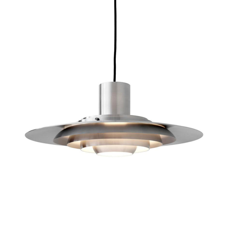 &Tradition KF1 P376 pendant lamp, aluminium